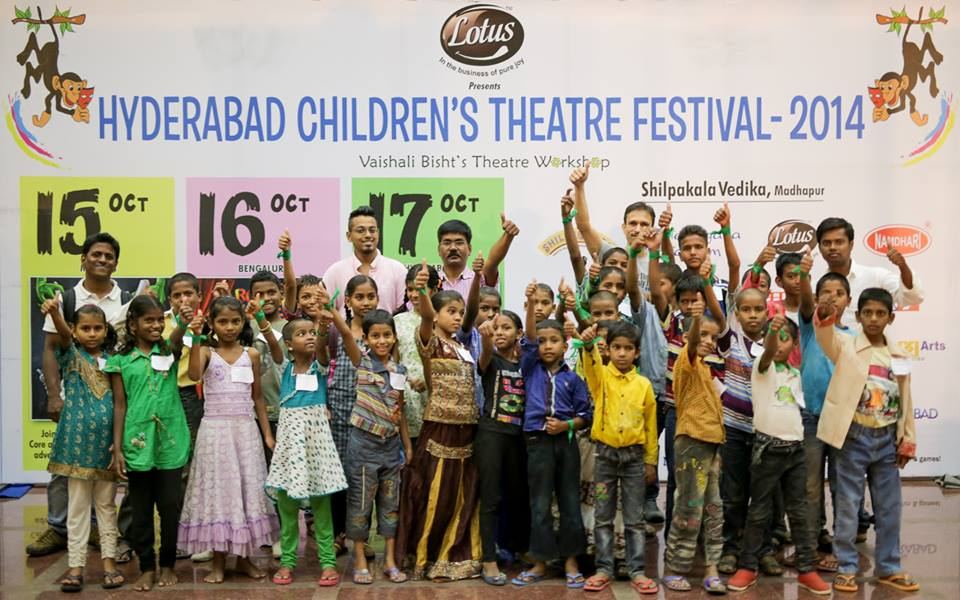 Youngistaan at Children's Theatre Festival
